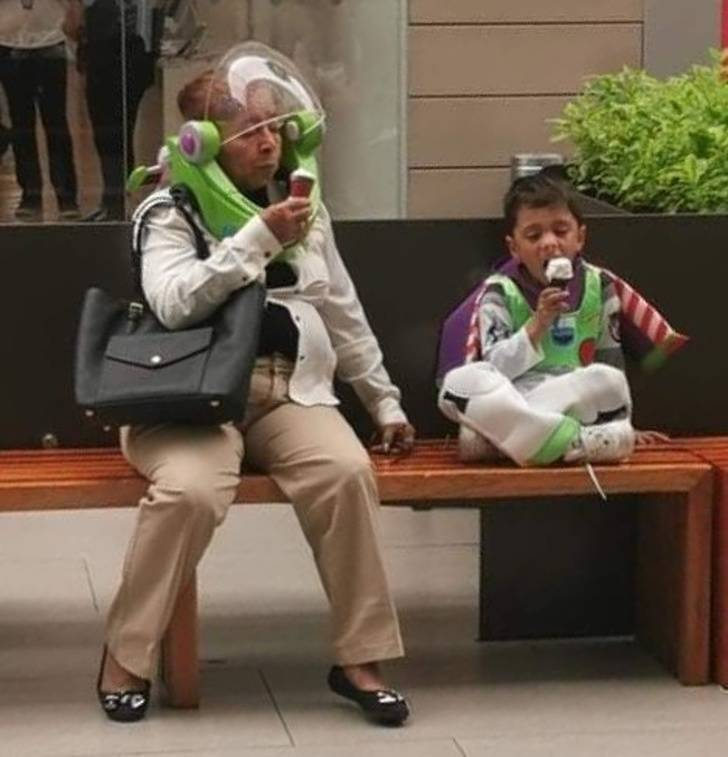Grandparents Who Will Do Anything For Their Grandchildren