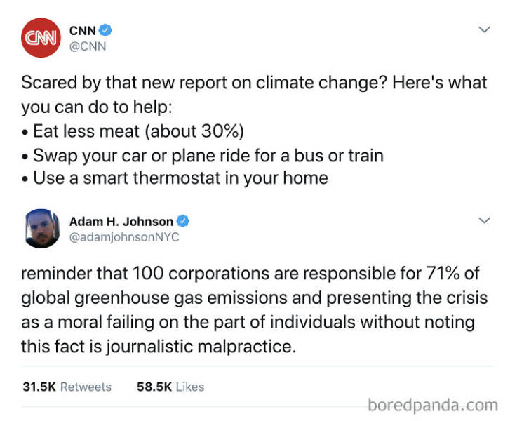 Looks Like Humanity Needs To Change The Way We All Live