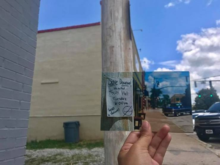 """Scenes From """"Stranger Things"""" Season 3 In Their Actual Locations"""