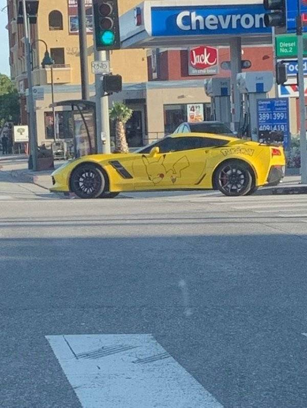 These Cars Look So Wrong…