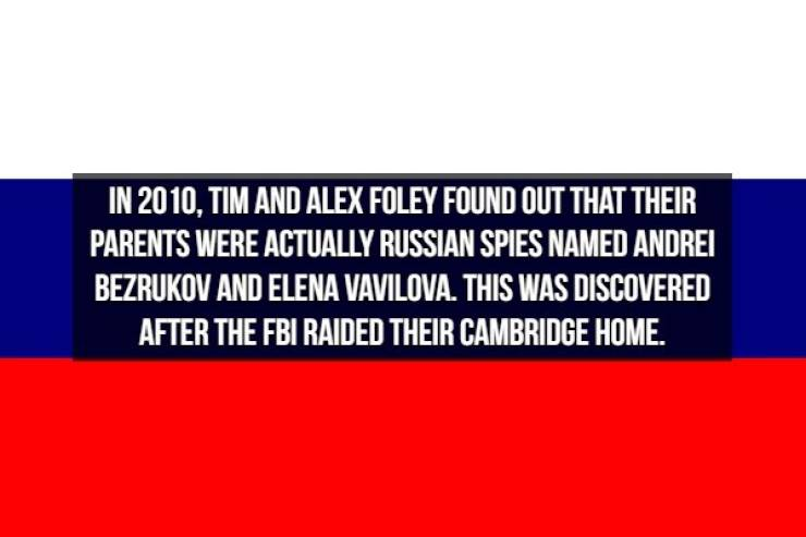 You Will Never See These Spy Facts Coming