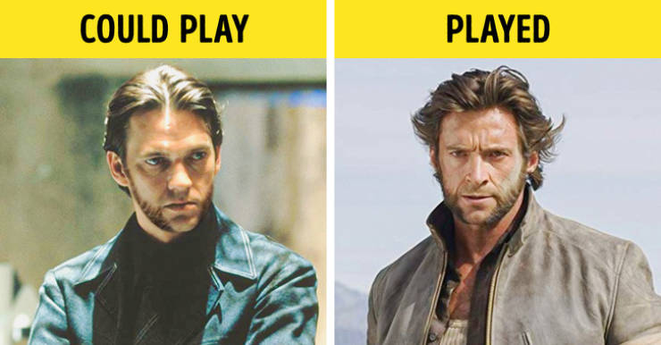 Superheroes Who Could've Been Played By Other Actors And Actresses
