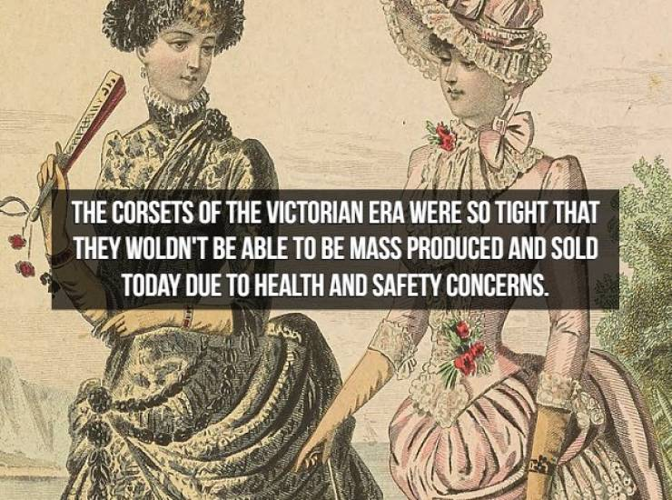 Very Reserved Facts About The Victorian Era