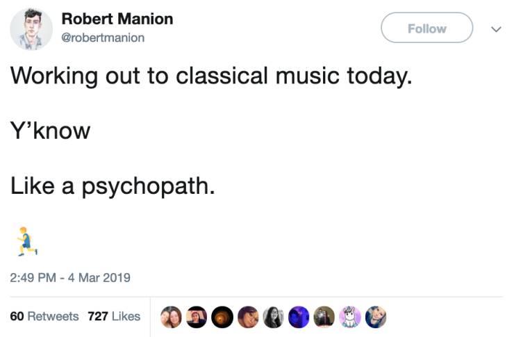 You Are Definitely A Psychopath
