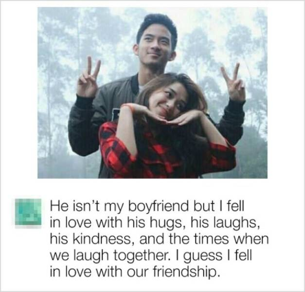 Congrats On Being Friendzoned