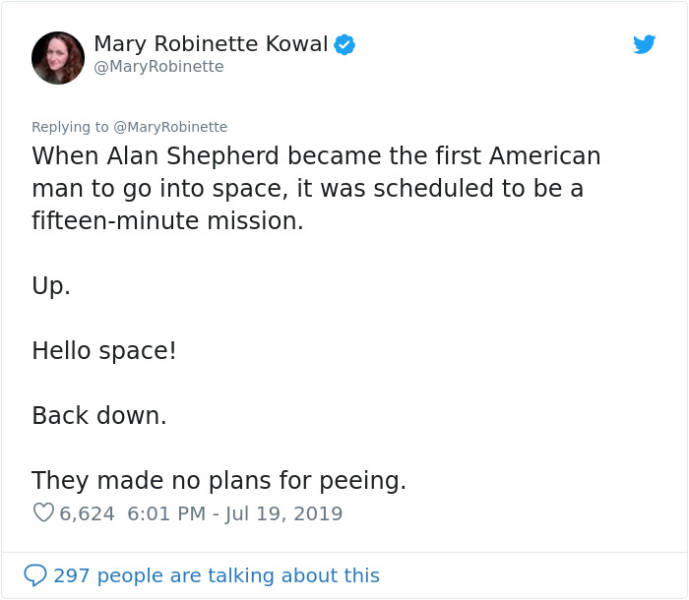 Peeing And Pooping In Space Sounds Like A Problem