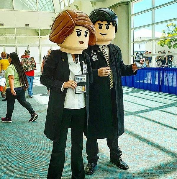 San Diego Comic Con Never Disappoints When It Comes To Cosplay