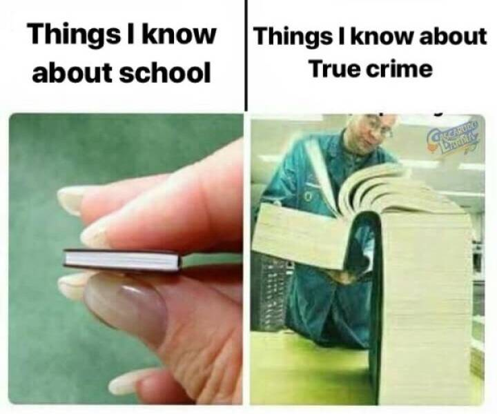 Don't Get Killed By These Memes About Murder Crime TV Shows