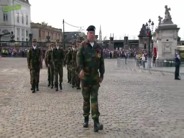 Fake Or Real? This Army Looks Menacing