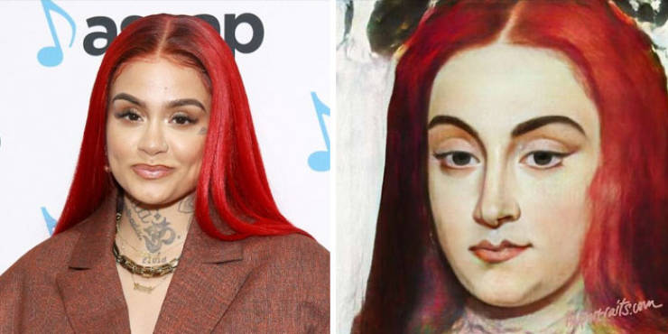 AI Turns Photos Into Classical Paintings, And It's Celebrity Time