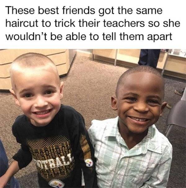 You Gotta Love These Awesome Kids!