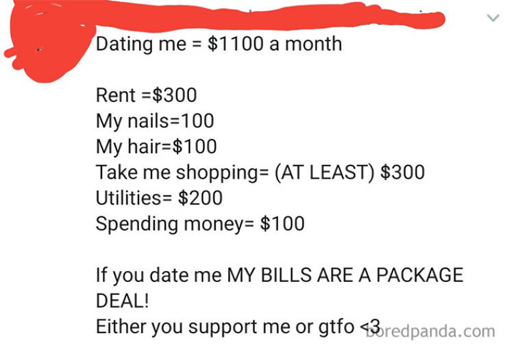 Choosing Beggars Are Honestly Extremely Annoying