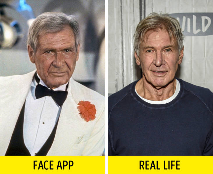 """Is """"Old Filter"""" Accurate When It Comes To Retro Photos Of Celebs?"""