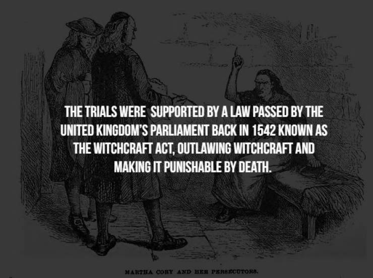 Burn These Salem Witch Trials Facts!