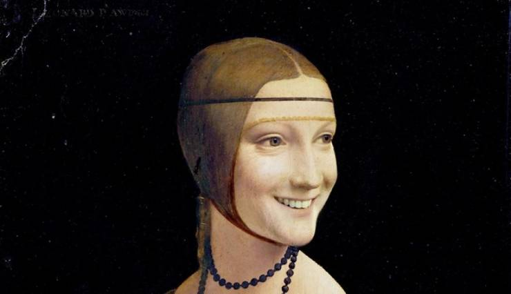 If Famous Paintings Could Smile