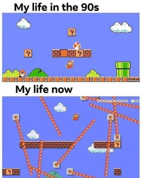 Just Keep On Gaming!