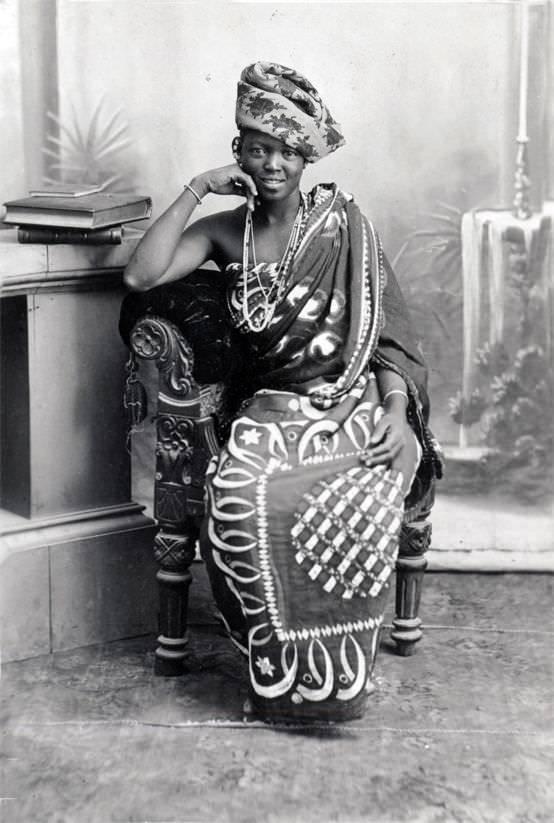 Milyen volt a női szépség, mint egy évszázaddal ezelőtt