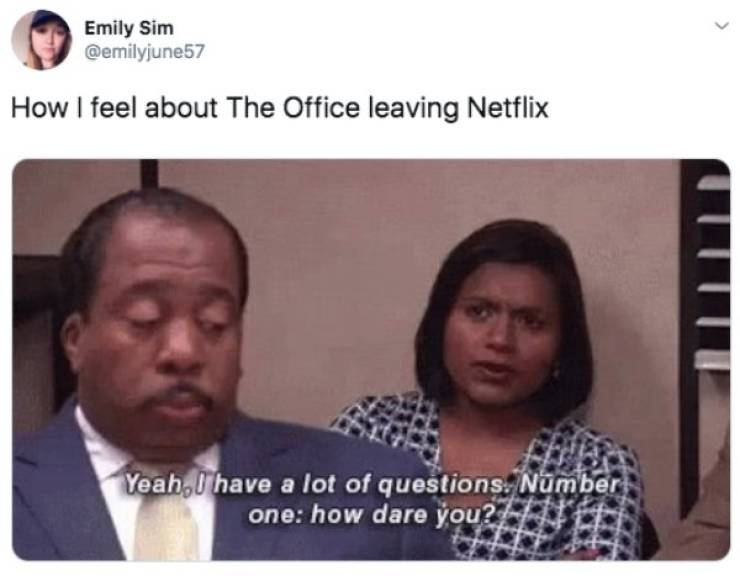 Time To Binge-Watch These Netflix Memes!