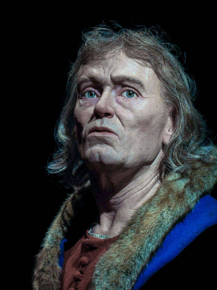 Archeologists Reconstruct Faces Of People Who Lived Thousands Of Years Ago