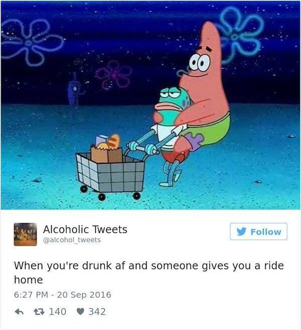 You Are Probably Too Drunk For These Memes