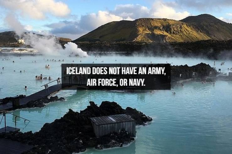 A Geyser Of Facts About Iceland