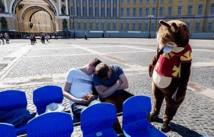What Happens In Russia, Stays in Russia