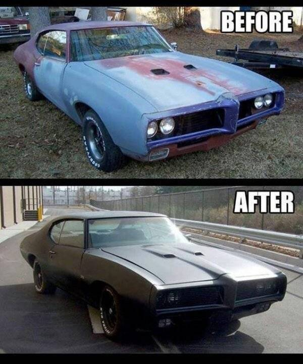 Any Car Can Get A Second Chance