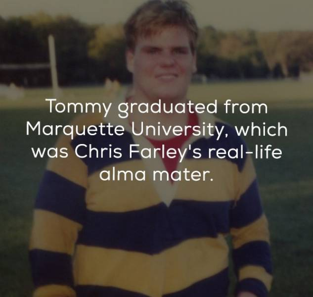 Boy, These Tommy Boy Facts Are Great!