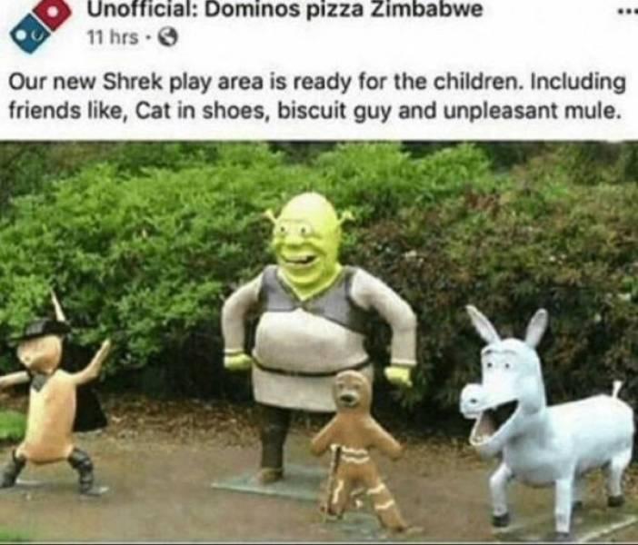 Stupid Humor Is The Best Humor