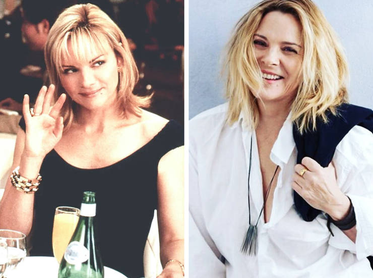 Heroines Of Girly TV Shows Then And Now