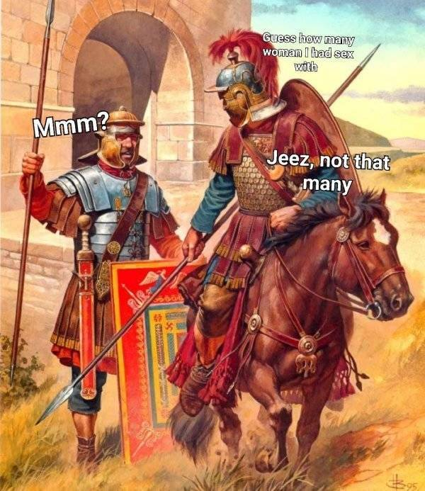 Historically Speaking, These Memes Are Good