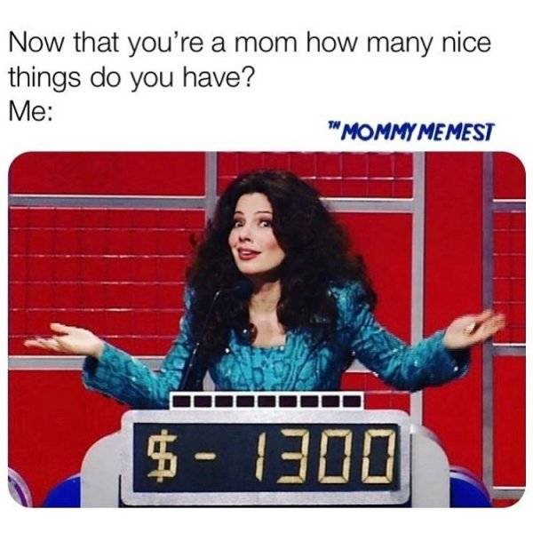 Mom Memes Are Already Tired
