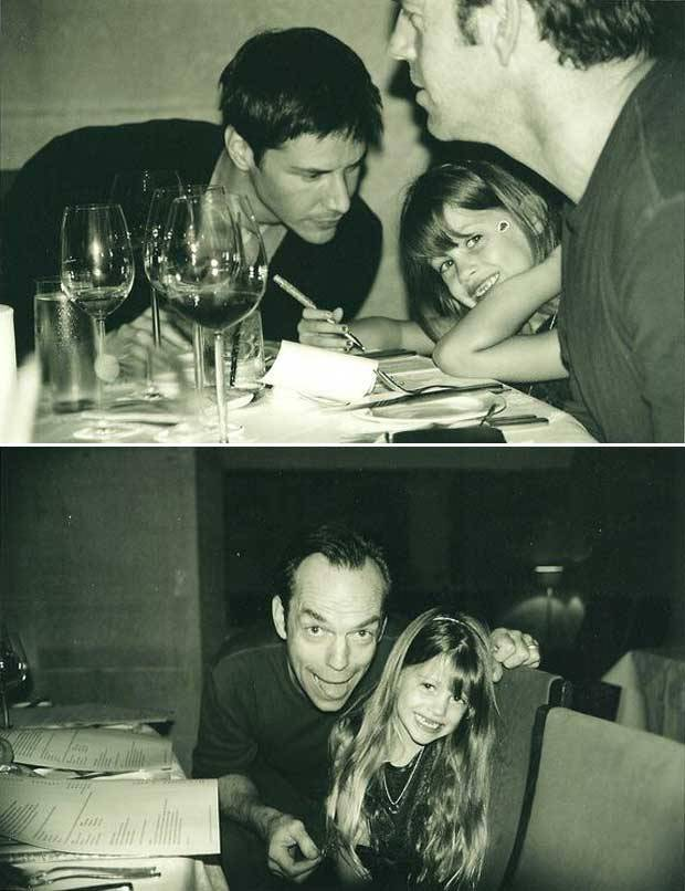 Rare Celebrity Photos Never Disappoint