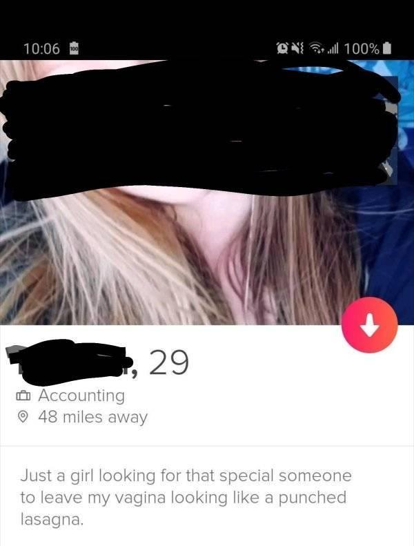 Tinder Has No Shame