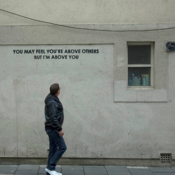 Vandalism We Can Actually Enjoy