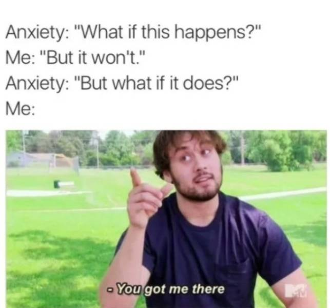 Don't Get Anxious About These Anxiety Memes