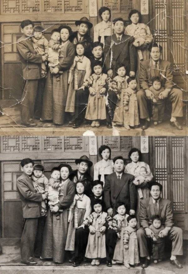 Old Photos Get A New Life