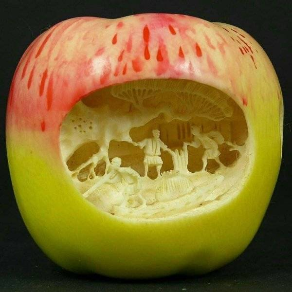 Sometimes It's Okay To Play With Your Food