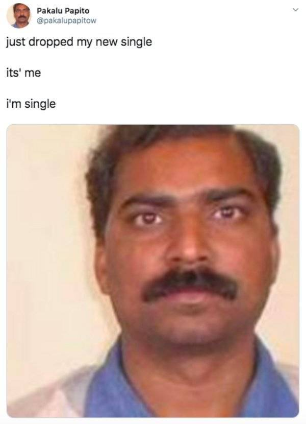 Even These Memes Are Not Single