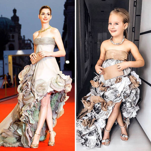 Mom And Daughter Make Red Carpet Outfits Look Pathetic