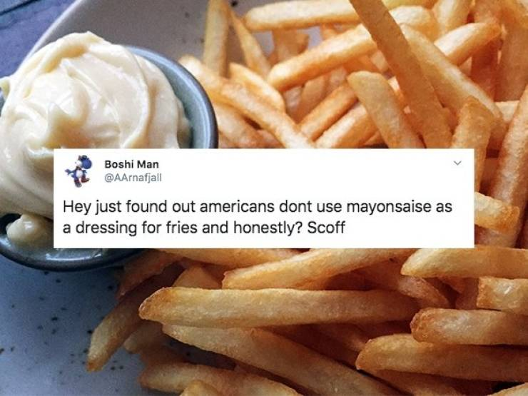 Americans Seem To Do Everything Wrong…