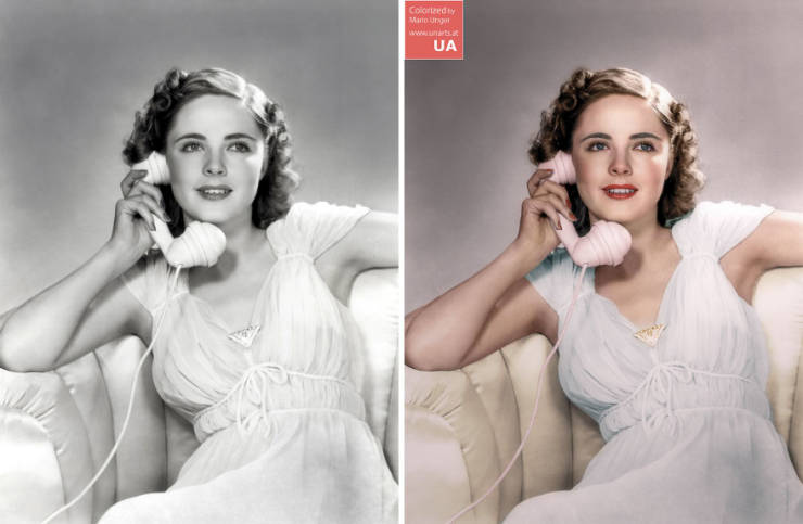 Guy Colorizes Vintage Photos Of Famous And Ordinary People