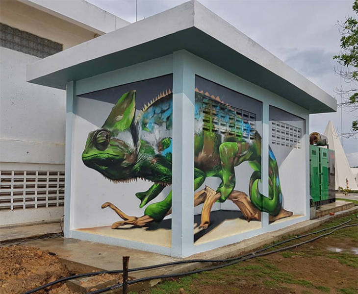 Meet Odeith, The Master Of 3D Illusions