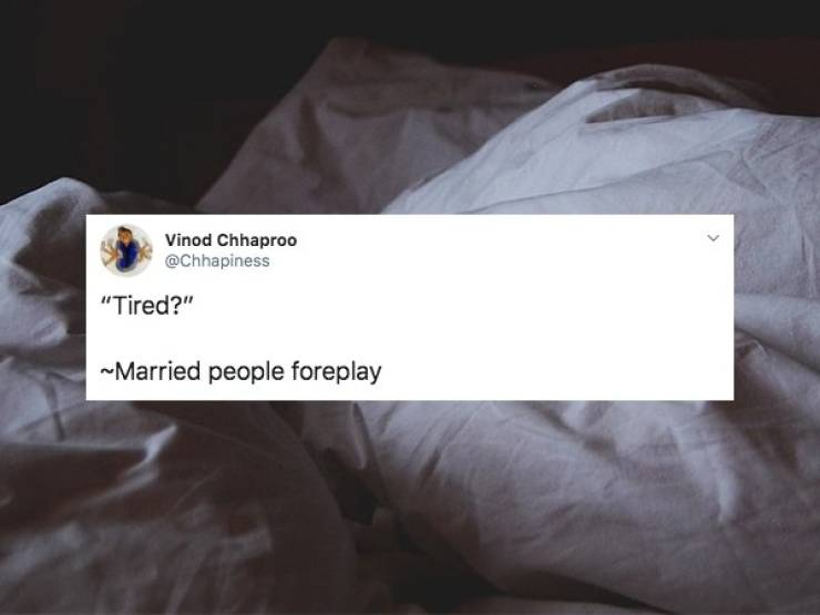 These Tweets Contain The Very Essence Of Marriage