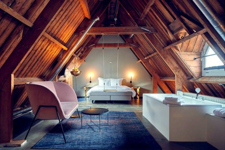 You Wouldn't Want To Leave These Hotels