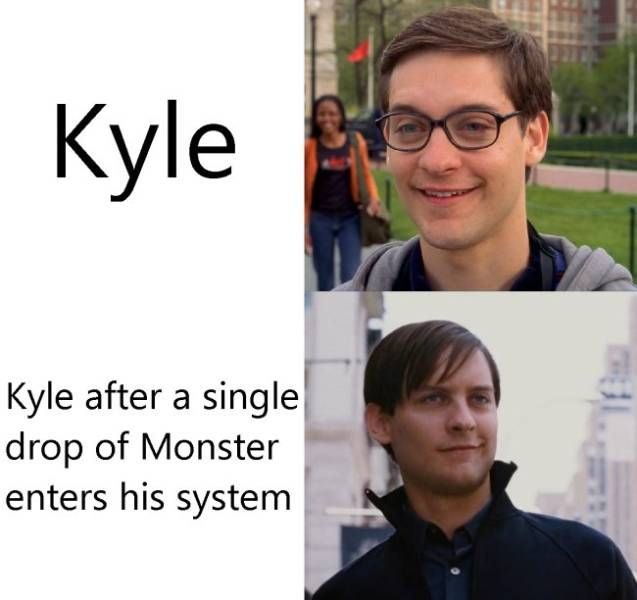 Just Punch These Memes, Kyle