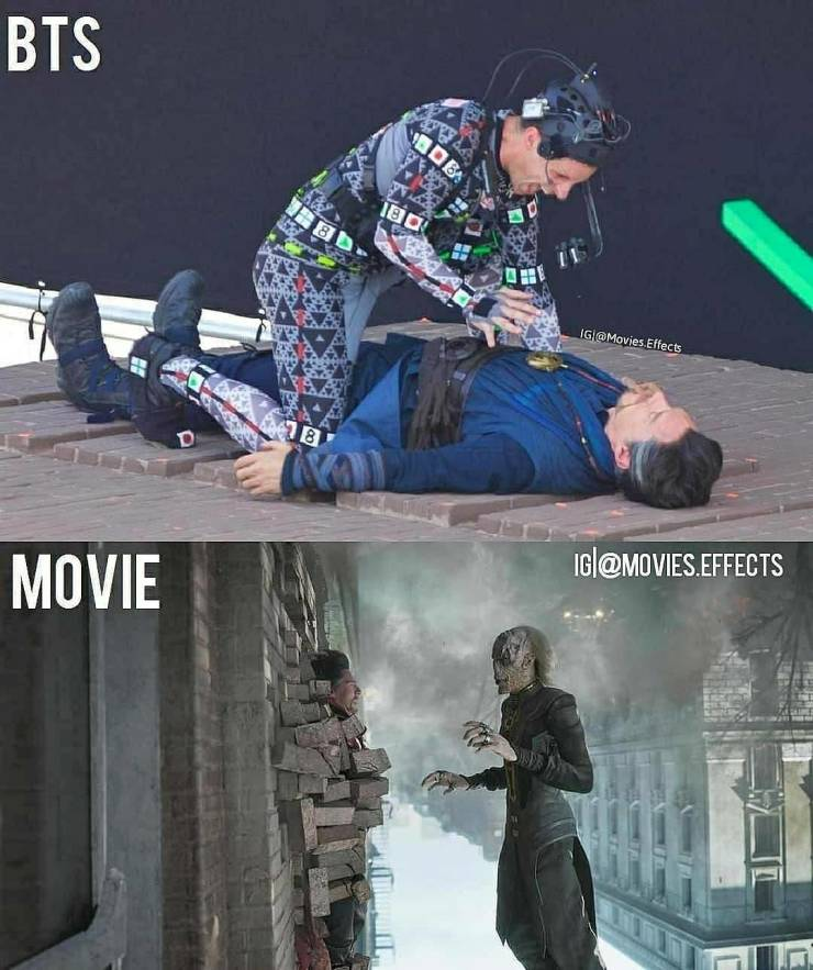 What's Inside Those Famous Movies