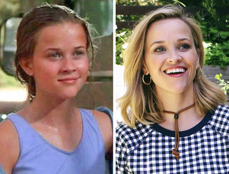 Celebs At The Start Of Their Professional Path And Now