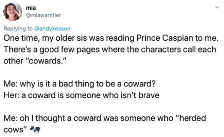 Kids Are Just Little Standup Comics