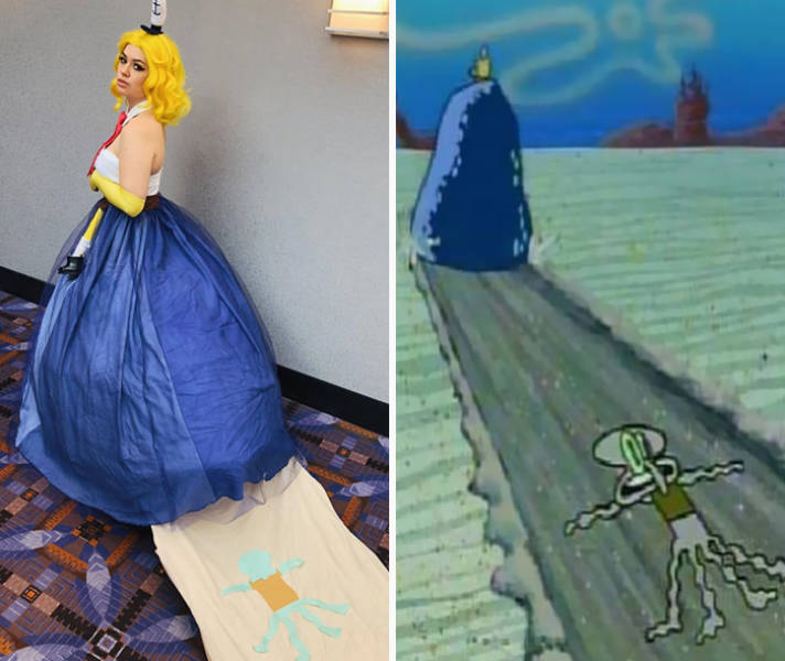 This Cosplayer Will Surprise You With Her Odd And Hilarious Cosplays